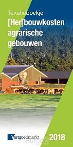 (Her)bouwkosten agrarische gebouwen 2018