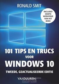 101 TIPS EN TRUCS VOOR WINDOWS 10, 2E ED