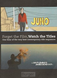 DVD FORGET THE FILM WATCH THE TITLES + BOEK