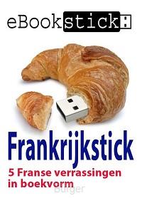 eBookstick - Frankrijkstick