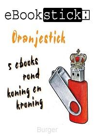 Ebookstick Oranjestick