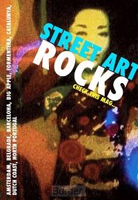 Street art rocks
