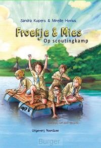 Froekje & Mies Op scoutingkamp