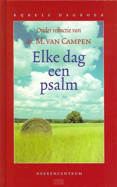 Elke dag een psalm – M. van Campen