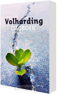 Volharding 2017 dagboek