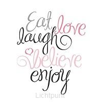 Servetten eat love...
