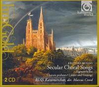 Secular choral songs