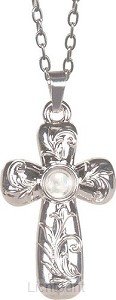 Serenity pendant cross