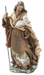 Sculpture good Shepherd