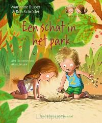 Schat in het park