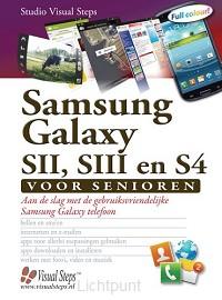Samsung Galaxy SII, SIII en S4 senioren