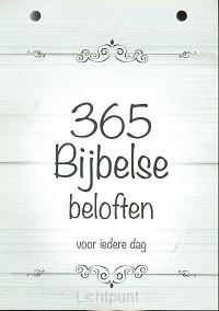 Scheurkalender 365 bijbelse beloften