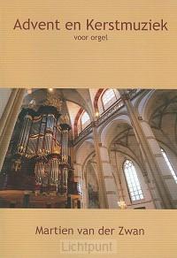 Advent en Kerstmuziek voor orgel