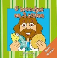 5 broodjes en twee vissen