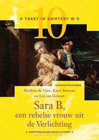 Sara b een rebelse vrouw uit de verl...
