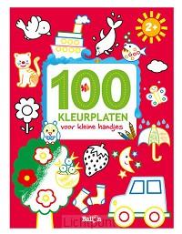 100 kleurplaten voor kleine handjes