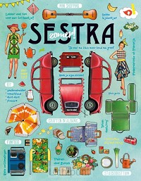 Sestra zomer magazine 2016