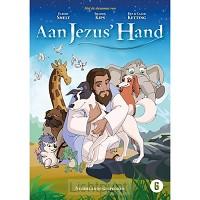 Aan Jezus''hand
