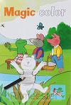 Kikker magiccolor beer kleurboek
