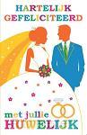 Wenskaart huwelijk mt