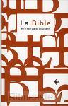 Bijbel BV Frans, 12x18 Francais Courant