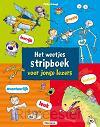Weetjes stripboek voor jonge lezers