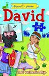 Puzzel plezier DAVID  6 puzzels