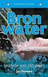 Bronwater scheurkalender