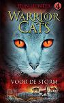 Warrior cats 4 voor de storm