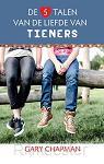 De 5 talen tieners nieuwe cover