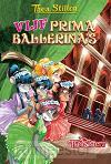Vijf prima ballerina's