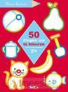 50 dingen om te kleuren 2+