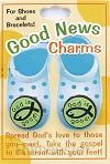 Armbandsymbool set God is good vis