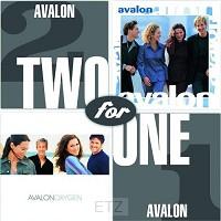 2 FOR 1: AVALON / O2 - 2CD