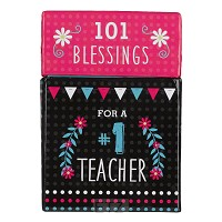 101 BLESSINGS FOR A NR 1 TEACHER
