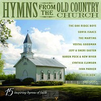 HYMNS FROM THE OLD COUNTRY CHURCH (CD)
