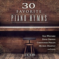 30 FAVORITE PIANO HYMNS (2-CD)