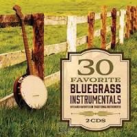 30 FAVORITE BLUEGRASS INSTRUMENTALS 2CD