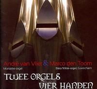 TWEE ORGELS & VIER HANDEN