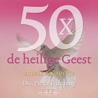 50 X DE HEILIGE GEEST