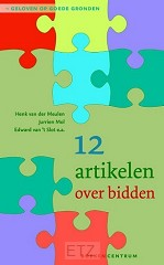 12 ARTIKELEN OVER BIDDEN