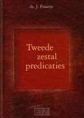 TWEEDE ZESTAL PREDICATIES