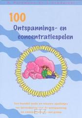 100 ONTSPANNINGS- EN CONCENTRATIESPELEN