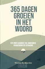 365 DAGEN GROEIEN IN HET WOORD