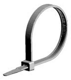 Kabelband 111 zwart 100mm x 2,5mm
