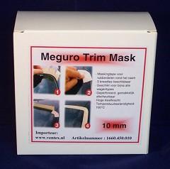 Meguro Trim Mask 10mm