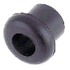 Kabeldoorvoerrubber enkelzijdig gesloten boorgat 17,0mm