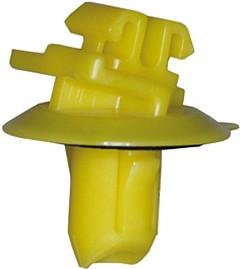 Sierlijstklem geel