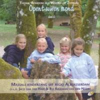 Opent uwen mond deel 6, Massale kinderzang regio Alblasserd
