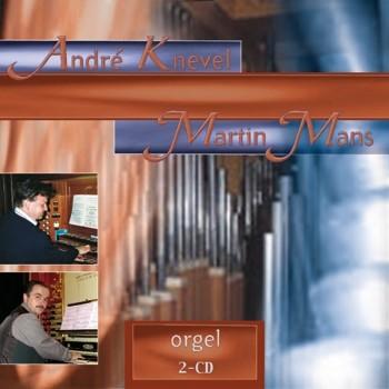 Orgelspel en improvisaties, Knevel/Mans